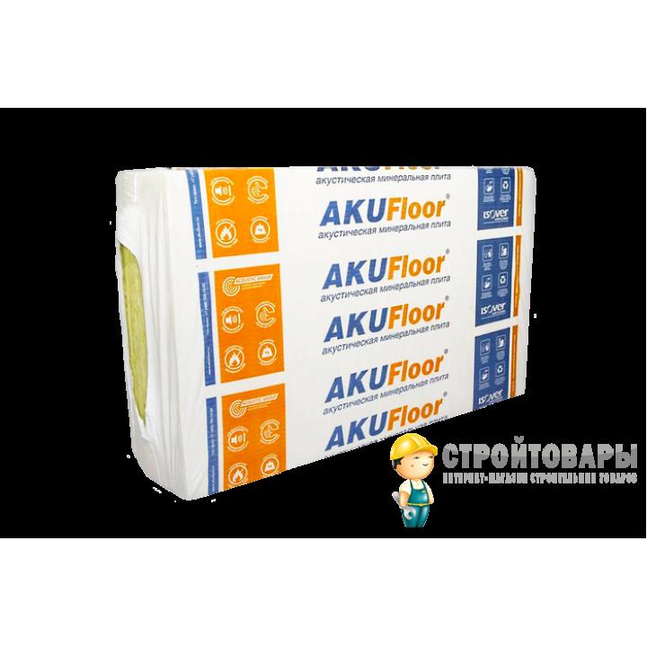 Akufloor-S20 (Акуфлор-S20) 1200х600х20 мм  в упаковке: 10 шт. 7,5м²