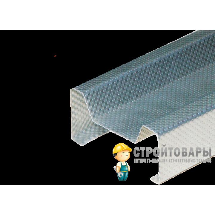 Виброфлекс-Wave профиль акустический стоечный 100мм, 3м