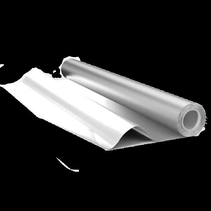 Фольга для бани алюминиевая 50мкрн, 10м2
