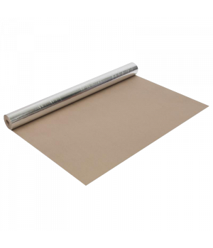 Фольга для бани(на крафт бумаге) 20м2