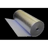 Фольгированный утеплитель 05мм, 25м2 / Пенофол