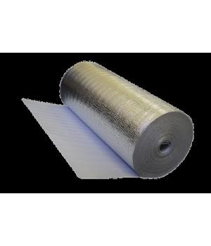 Фольгированный утеплитель 02мм, 25м² / Пенофол