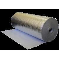 Пенофол, двухстороннее фольгирование, (1.2х15м), 18м2, толщ. 10мм