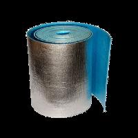 Пенофол самоклеящийся, размер (0.6х30м), 18м2 толщ. 5мм