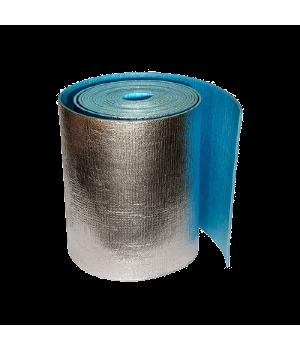 Пенофол самоклеящийся, размер (0.6х30м), 18м2 толщ. 3 мм
