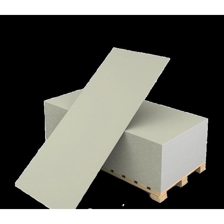 Гипсокартонный лист (ГКЛ) Кнауф обычный 2500х1200х9,5 мм (3 м²)