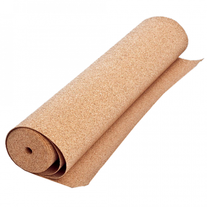 Пробковая подложка (пробка), 10мм, 10м2