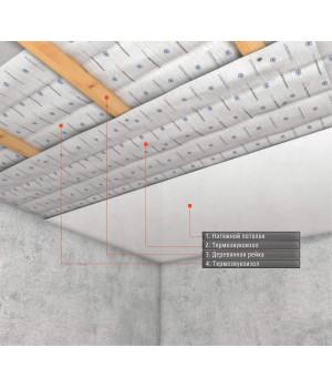 Базовая система под натяжной потолок ~1512 руб.