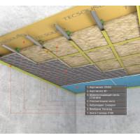 Каркасная система звукоизоляции потолка «Премиум М1» ~8017 руб.
