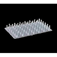 Гвоздевая пластина 100х50 мм