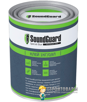 SoundGuard клей 0,9 л