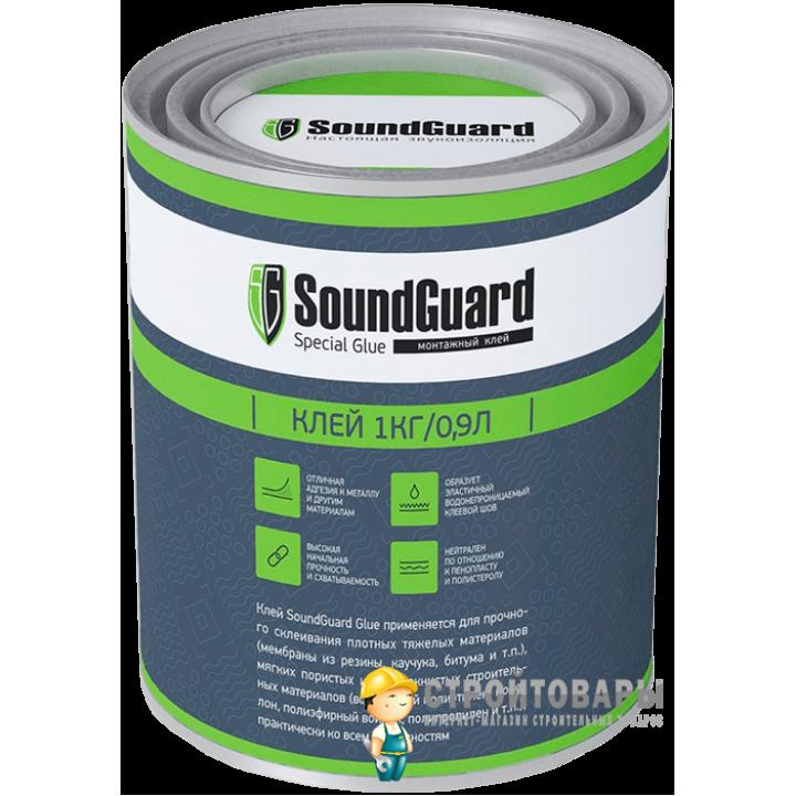 SoundGuard универсальный контактный клей 0,9 л