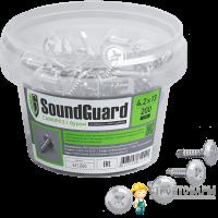 SoundGuard 4,2х13 саморезы с буром