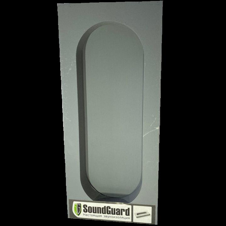 Звукоизоляционный подрозетник 3-секционный SoundGuard ИзоБокс3 Стандарт