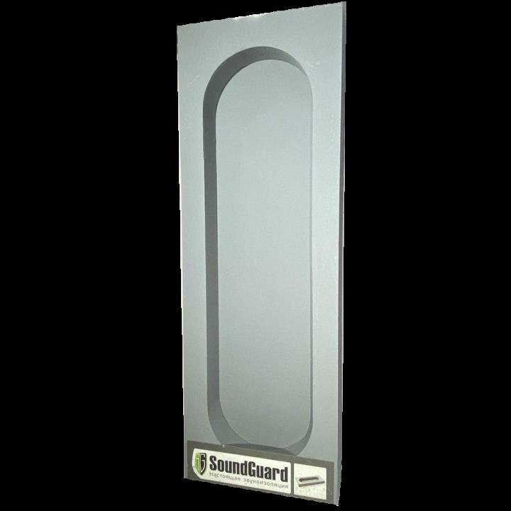 Звукоизоляционный подрозетник 5-секционный SoundGuard ИзоБокс5 Стандарт