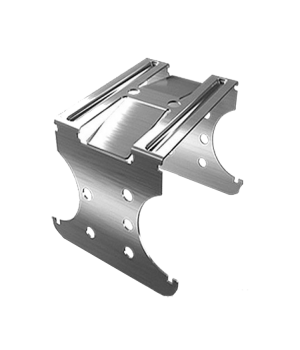 Соединитель двухуровневый Knauf 60х27 0.9 мм