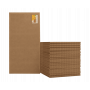 Соноплат Стандарт Плюс 12 1200*800*12 мм (0,96 м²), с кварцевым наполнителем