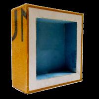 Звукоизоляционный подрозетник Tecsound Акустик гипс R1