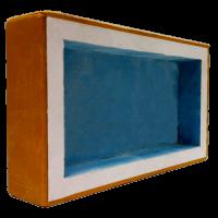 Звукоизоляционный подрозетник Tecsound Акустик гипс R3