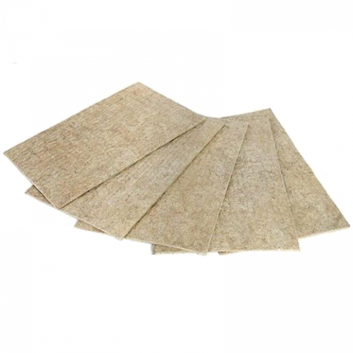 Базальтовый картон, размером 1.25х0.6х10мм