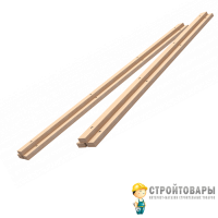 Закладная деревянная рейка 1500х20х21мм